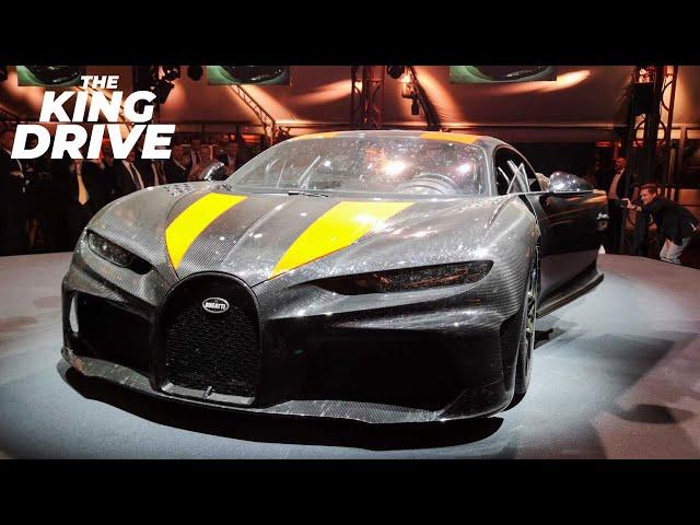 Bugatti анонсировала Chiron Super Sport, Audi назвала дату премьеры RS7, обзор обновленной Audi A5