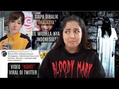 Hal Hal VIRAL Terbaru TERSERAM!! (Thalasya, Hantu Twitter, etc) | #NERROR