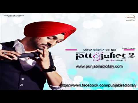 Jatt And Juliet 2 Full Songs