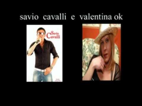 Savio Cavalli E Valentina Ok In Amico Mio video