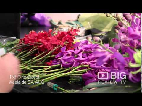 Florist   Alyssiums on Pirie   Adelaide   SA   5000   Video   Flower Arrangement   Review   Content
