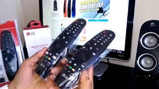 Magic Remote Control LG AN-MR650 2016 y Magic Remote AN-MR650A 2017  En Español Smart Tv LG