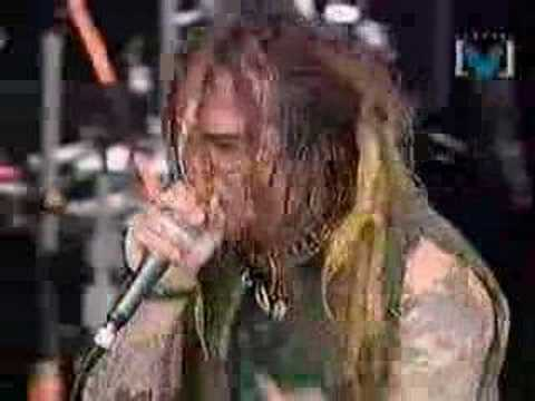 Soulfly - bumba (live at sydney big day out) Video