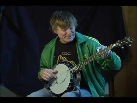 Danny Barnes' How to Play the Banjo, Part I