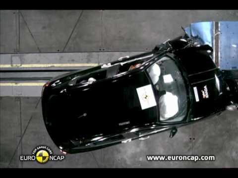 Краш-тест Alfa Romeo Giulietta  Euro NCAP 2010