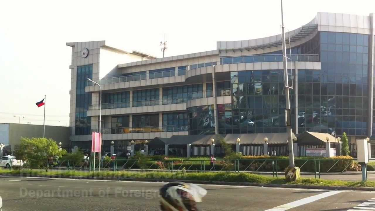 Department of foreign affairs macapagal avenue sm mall of - Department of foreign affairs offices ...