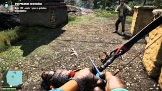 Far Cry 4 - GAMBÁS DO INFERNO