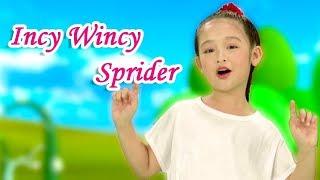 Incy Wincy Sprider - Tập Đếm - Hai Con Thằn Lằn Con - Gà Gáy 🌺Liên Khúc Nhạc Thiếu Nhi Bảo Ngọc