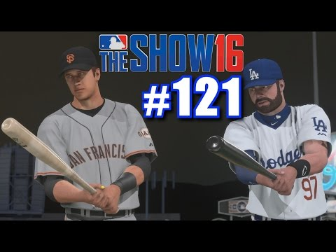 POSEY VS. CROSBY! | MLB The Show 16 | Road to the Show #121