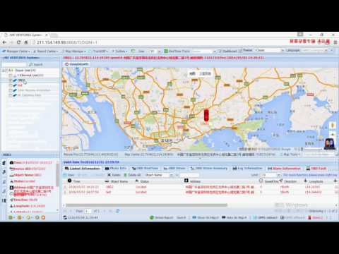 Real time online gps tracking system real obd2 gps tracker