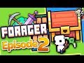 Forager Gameplay Walkthrough Episode 2 What S In This Chest Closed Beta mp3