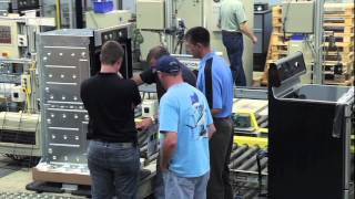Bosch New Bern Factory Tour