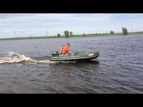 лодки пвх англер 330