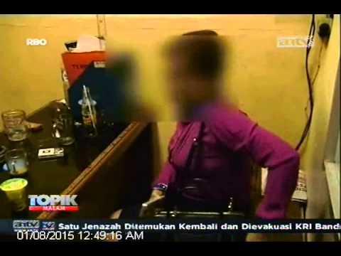 [ANTV] TOPIK PILIHAN, Wanita Cantik Jadi Korban Pelecehan Seksual Di Terminal Blok M
