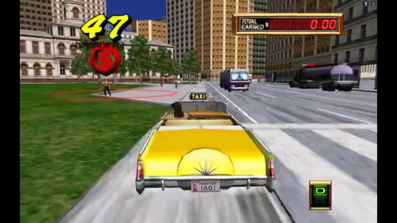 Crazy Taxi - PrimaryGames - Play Free Online Games