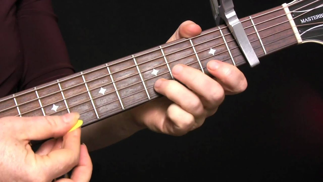 How to Play Auld Lang Syne on solo guitar  WonderHowTo