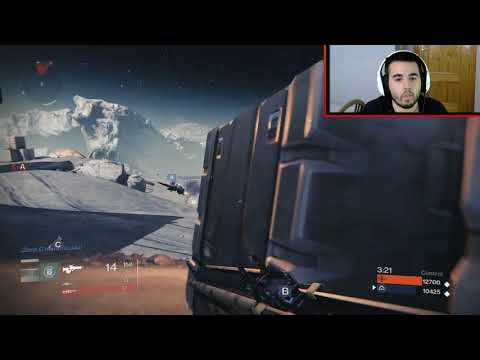 Live 2.0! - Destiny Online - 6 Vs 6 al Estilo battlefield!! - Mapa Multijugador - Destiny Beta PS4