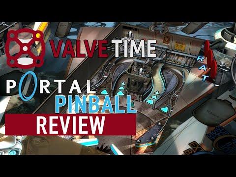 Portal Pinball Review - ValveTime Reviews