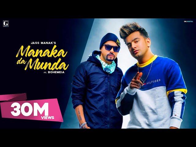 Manaka Da Munda : Jass Manak Ft. Bohemia (Official Song) Sukhe | GK.DIGITAL | Geet MP3 thumbnail