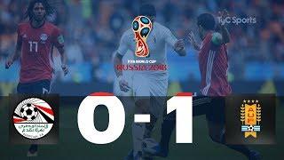 Highlights Egipto vs. Uruguay | #TyCSportsMundial