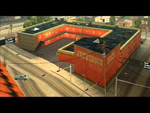 GTA San Andreas Jefferson Motel