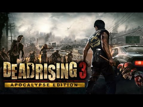 Dead Rising 3: Apocolypse Edition Review (Xbox One)