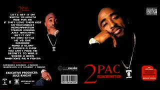 (NEW 2PAC ALBUM 2018) 2PAC - Reincarnation
