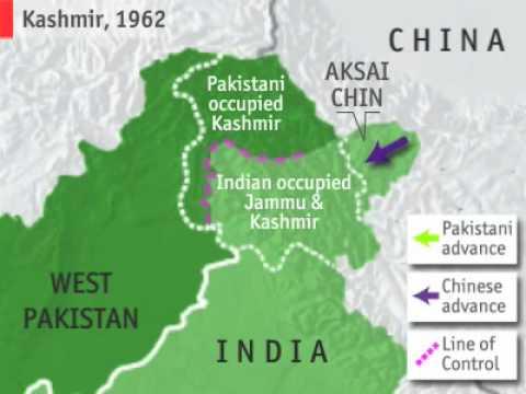 China india war 1962
