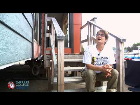 Home for Sale - Energy-Efficient, Student-Built Cabin