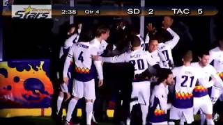 Tacoma Stars goals in 5-2 playoff win over SD Sockers