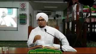 Siri 1 / Mukhtashar Ibn Abi Jamrah # Syeikh Nazrul Nasir Al Azhary