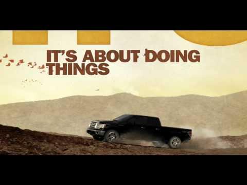 Реклама Ford F-150