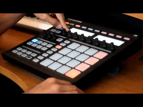 Tips: Layering Drums on Maschine like an MPC