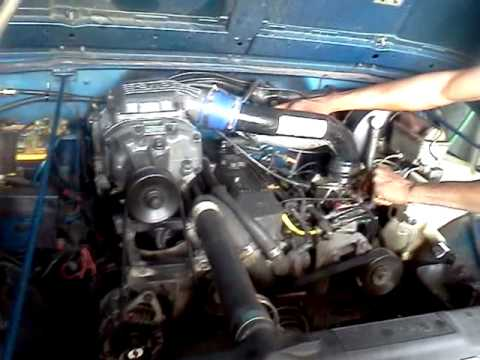 Supercharged jeep wrangler eaton m90 water to air stage 1