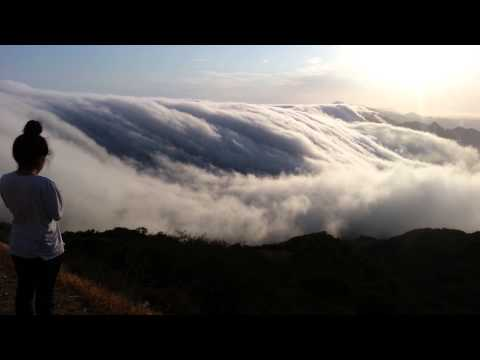 Amazing Piuma Ridge Fog