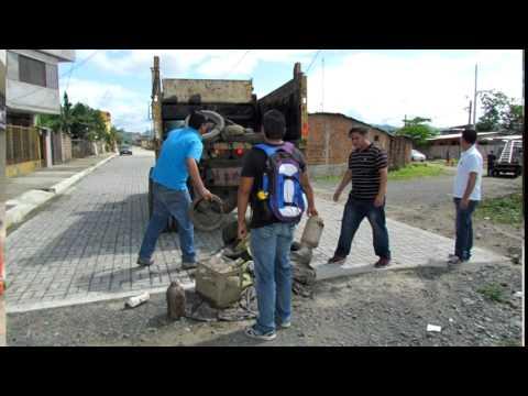 Minga de limpieza preventiva dengue y chikungunya