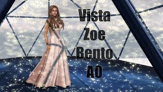 Vista Zoe Female Bento AO in Second Life