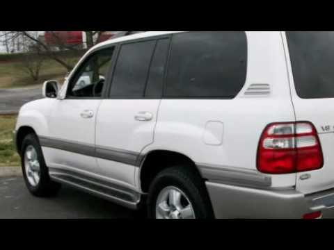 Preowned 2004 Toyota Land Cruiser Gallatin TN