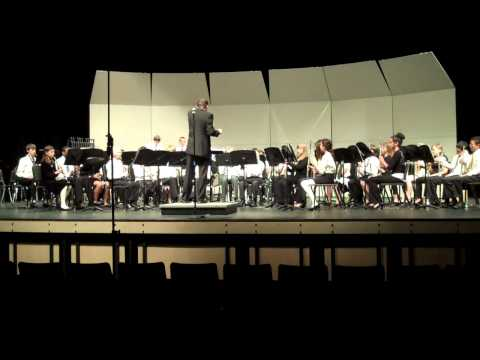Falcon Creek Middle School Band 3 - Raiders of the Lost Ark