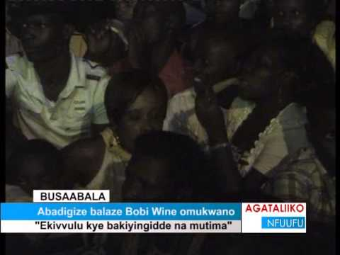 Abadigize Balaze Bobi Wine Omukwano video