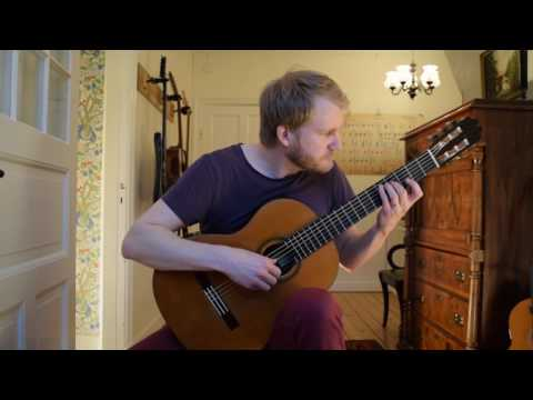 Gaspar Sanz - Theme From Canarios