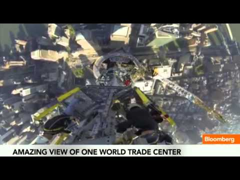 World Trade Center Spire: A Vertigo View from the Top of the World