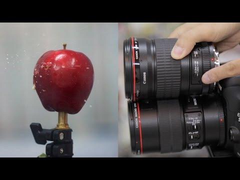 Canon 100mm f/2.8L vs 135mm f/2L