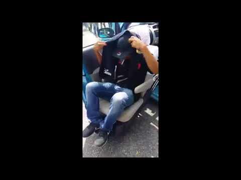 Viral hebat ciptaan brader ni kerusi kereta boleh keluar