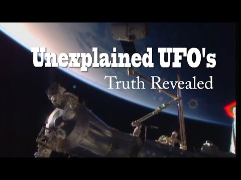 DAMN GOOD! Best UFO Videos 2015! NASA Cover-Up [HAARP] Truth Revealed~!
