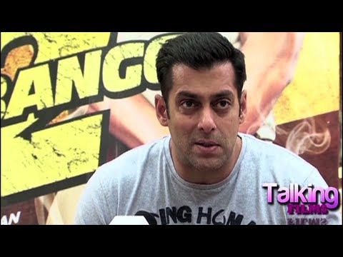 Salman Khan on Dabangg 2 success, blasts film critics