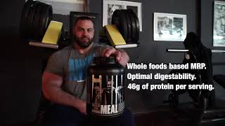 Animal Meal: The Ultimate Meal Replacement