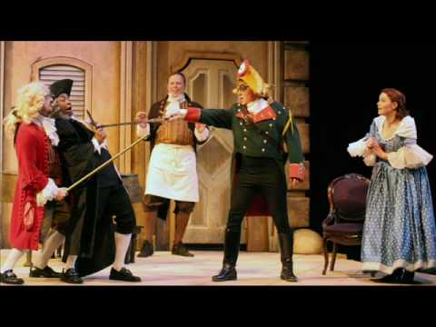 Rossini - Overture from the &quot;Barber of Seville&quot;