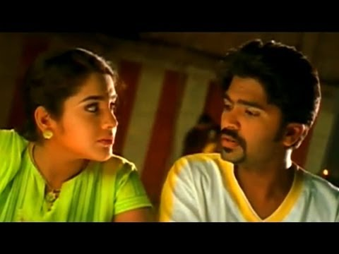 Vallabha Movie || Simbhu First Look Love Scene With Nayanatara video