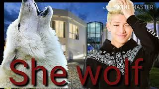 Bts ff (Namjoon )- She wolf  Season 1 episode.1